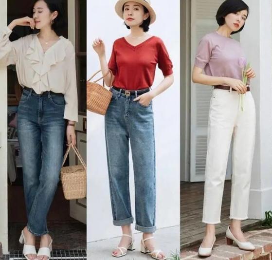 针织衫也能驾驭各种裤装和裙装?!没错!这几种搭配新颖又好看!
