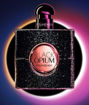 YSL圣罗兰黑色奥飘茗女士香水 诠释大胆无畏的摇滚风格