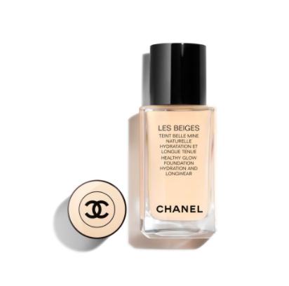 香奈儿米色时尚粉底液 创新诠释自然透亮的裸感底妆