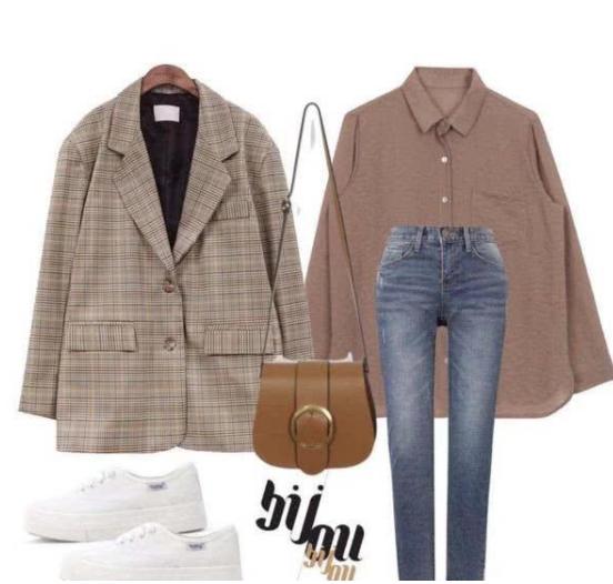 棕色衬衫搭配小技巧~教你轻松转变风格!