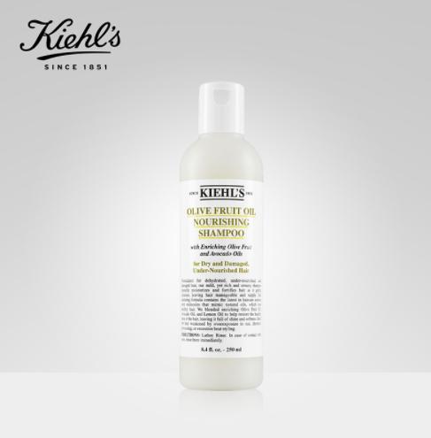 科颜氏橄榄果油滋润洗发乳 品质地温和