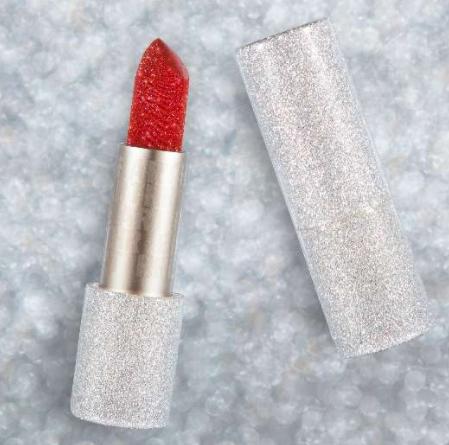 红地球水晶女孩丝滑唇膏 滋润珠光果汁唇