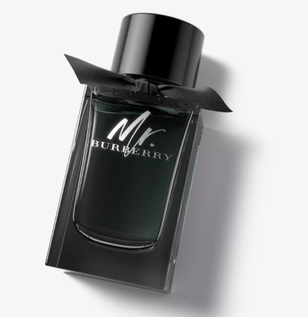 博柏利Mr. Burberry 博柏利先生英伦男士香水 散发浓郁热烈的迷人芬芳