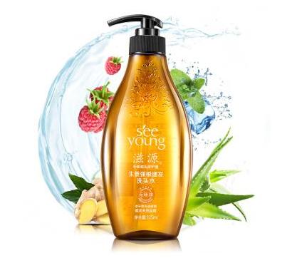 滋源 氨基酸生姜健发洗头水