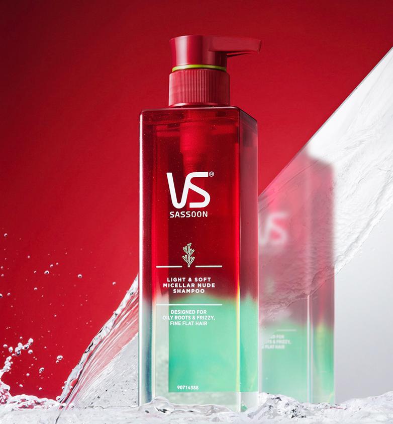 沙宣无硅油洗发水 针对易出油发质设计
