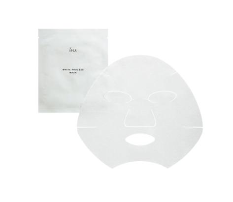 IPSA美白面膜 茵芙纱美白修护面膜