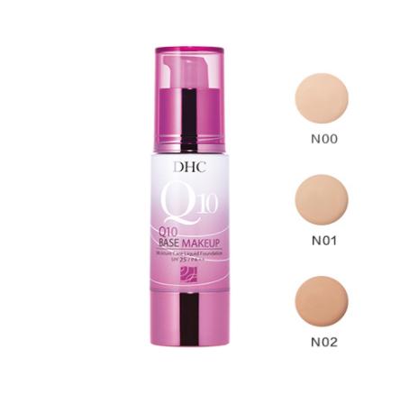 蝶翠诗DHC紧致焕肤浓密滋润粉底液 改善干燥&松弛,遮盖肌肤瑕疵