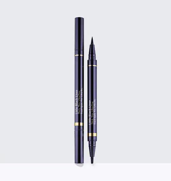 雅诗兰黛炫黑造型双头眼线液笔 自然淡妆、精致雅妆或大胆浓妆