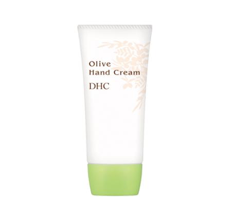 蝶翠诗DHC橄榄护手霜 源自橄榄精华油的美肌力,滋润双手