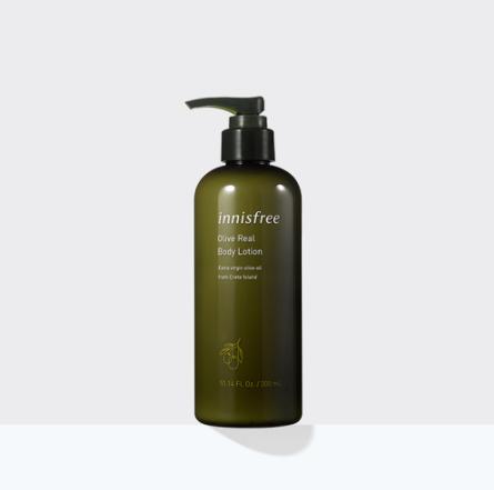 悦诗风吟橄榄油自然身体滋润乳 给肌肤带来水润保湿效果