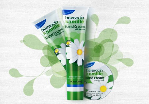 贺本清德国小甘菊经典护手霜(无香型) 舒缓、保湿肌肤、保持肌肤弹性