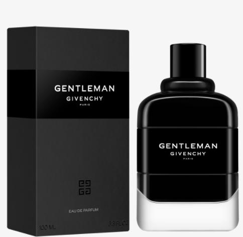 纪梵希绅士香水 充满阳刚气息的花香调